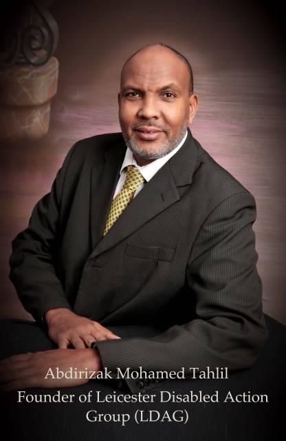 Abdirizak Mohamed Tahlil